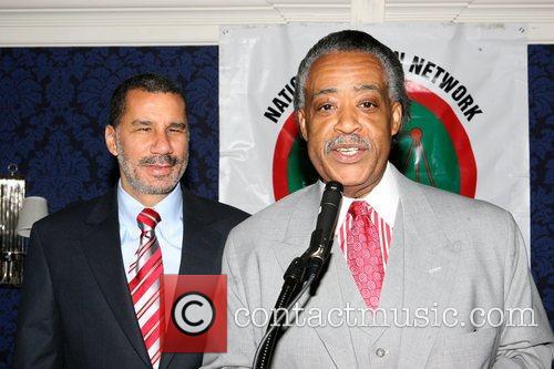 Gov. David Paterson and Rev. Al Sharpton Rev....