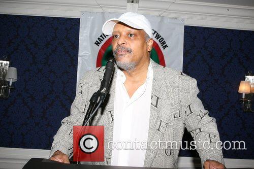 James Mtume Rev. Al Sharpton's Birthday Celebration at...