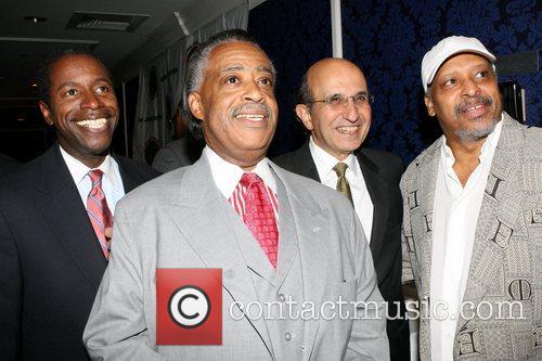 Malcolm Smith, Rev. Al Sharpton, Joel Klein and...