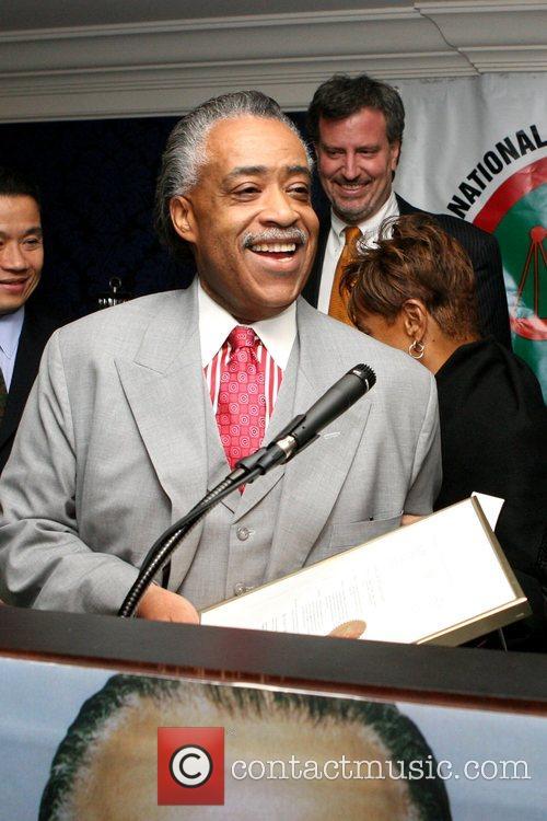 Rev. Al Sharpton Rev. Al Sharpton's Birthday Celebration...