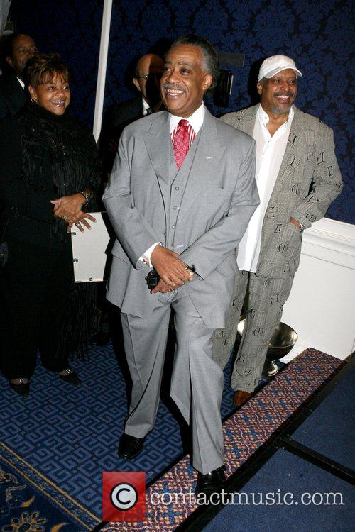 Rev. Al Sharpton and James Mtume Rev. Al...
