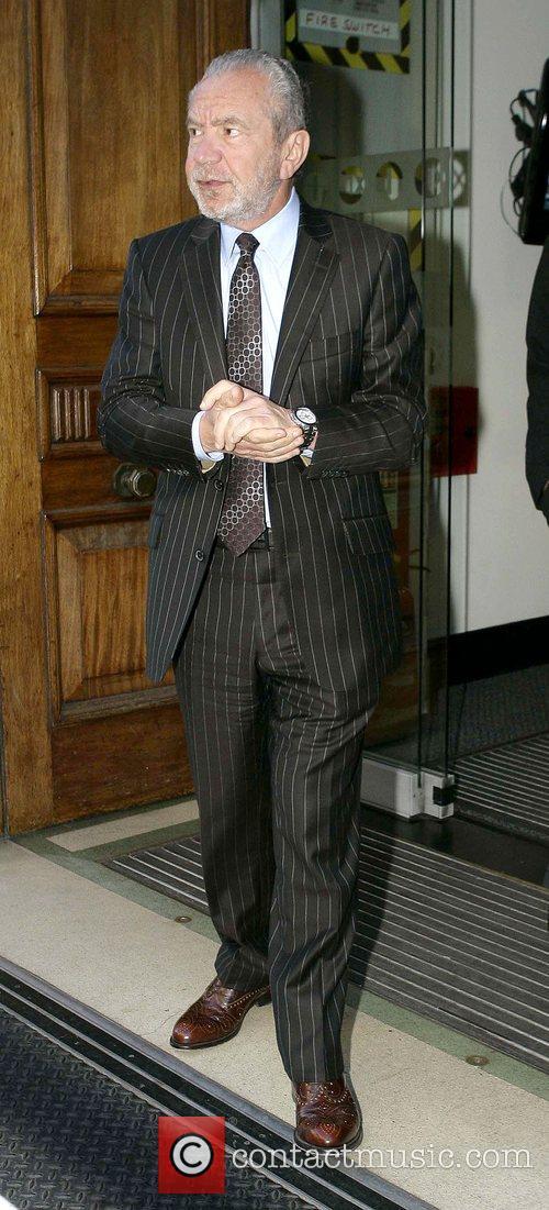 Sir Alan Sugar 8