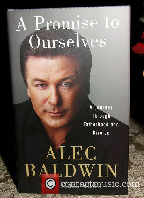 Party for Alec Baldwin's book 'A Promise to...