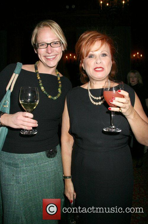Tricia Boczkowski and Wendy Leigh  at a...