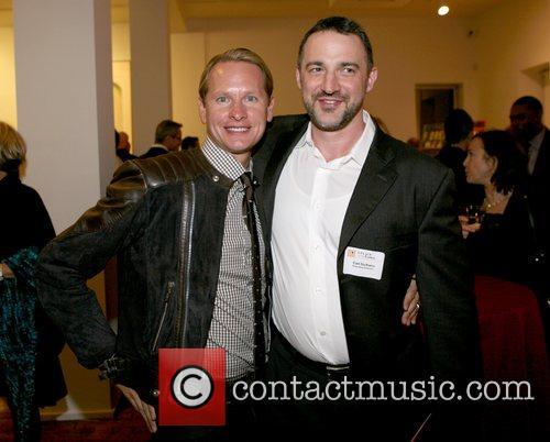 Carson Kressley and Carl Siciliano Ali Forney Center...