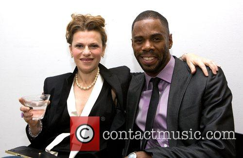 Sandra Bernhard and Coleman Domingo 8