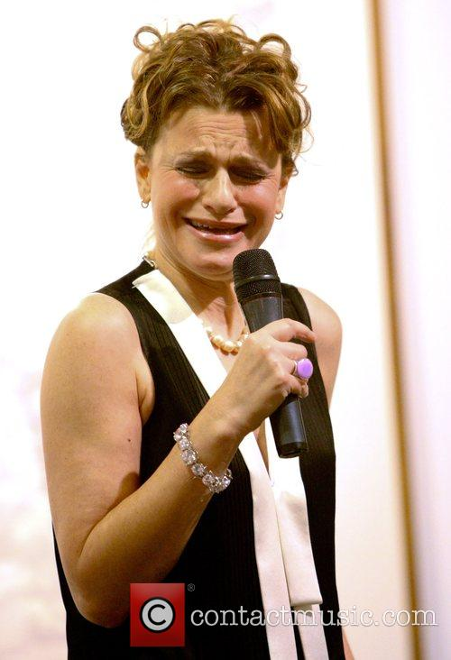 Sandra Bernhard performs Ali Forney Center Benefit to...