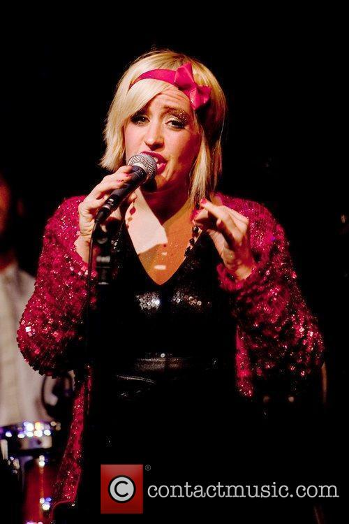 Alice Russell performing live at the Jazz Cafe...