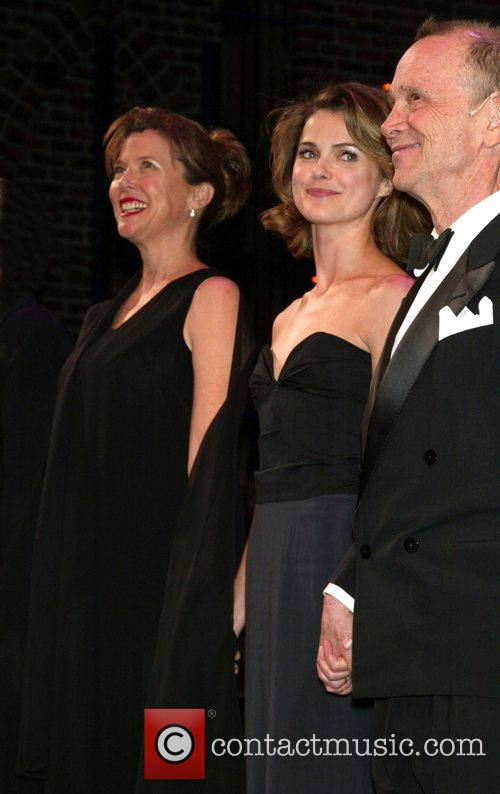 Annette Bening, Keri Russell and Joel Grey, Attends...