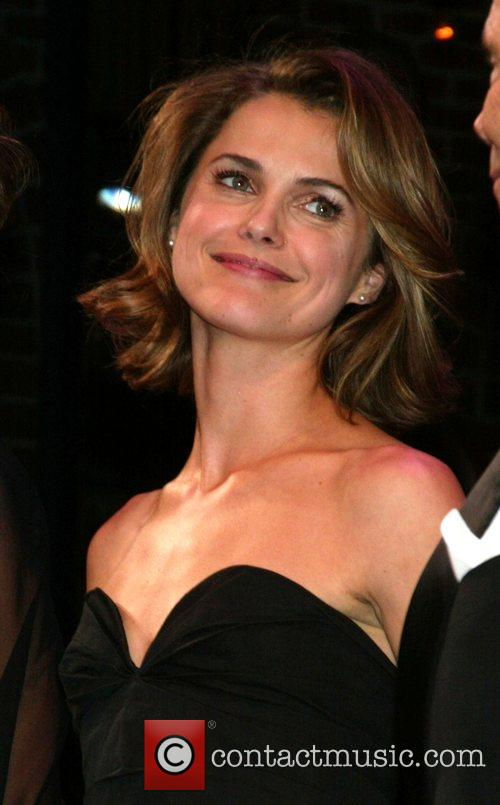 Keri Russell, Attends the Actor's Fund benefit reading...