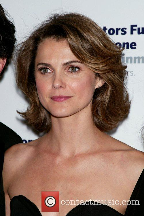 Keri Russell, attends the after party for the...