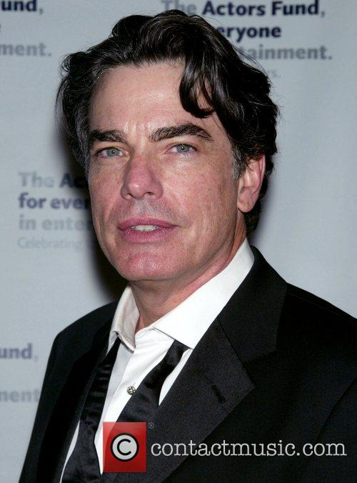 Peter Gallagher, attends the after party for the...