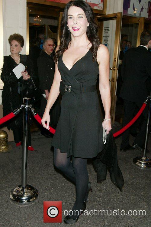Lauren Graham Opening Night in 'All My Sons'...