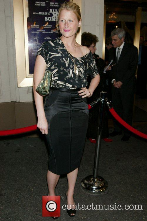 Mamie Gummer Opening Night in 'All My Sons'...
