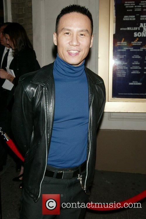 B.D.Wong Opening Night in 'All My Sons' at...