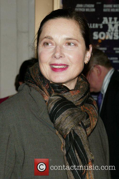 Isabella Rossellini Opening Night in 'All My Sons'...
