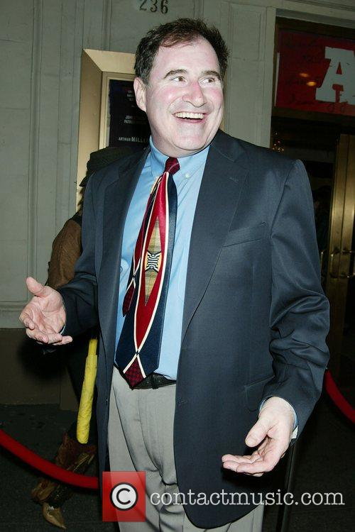 Richard Kind Opening Night in 'All My Sons'...