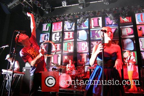Alphabeat  performing live in concert at the Shepherds Bush...