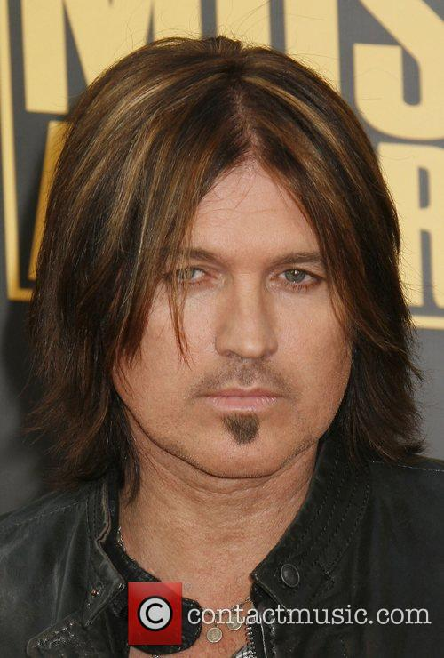 Billy Ray Cyrus 2008 American Music Awardsheld at...