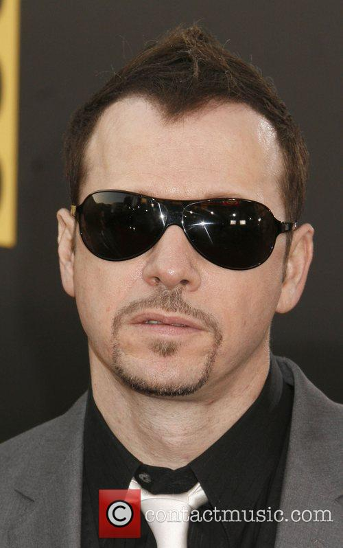 Donnie Wahlberg of New Kids on the Block...