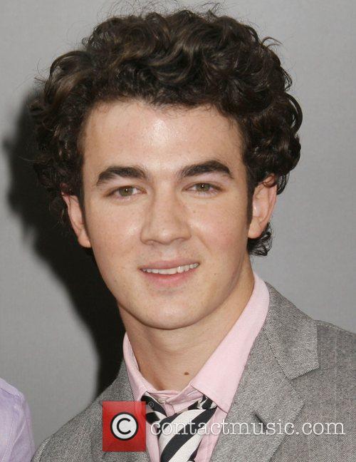 Kevin Jonas of the Jonas Brothers 2008 American...
