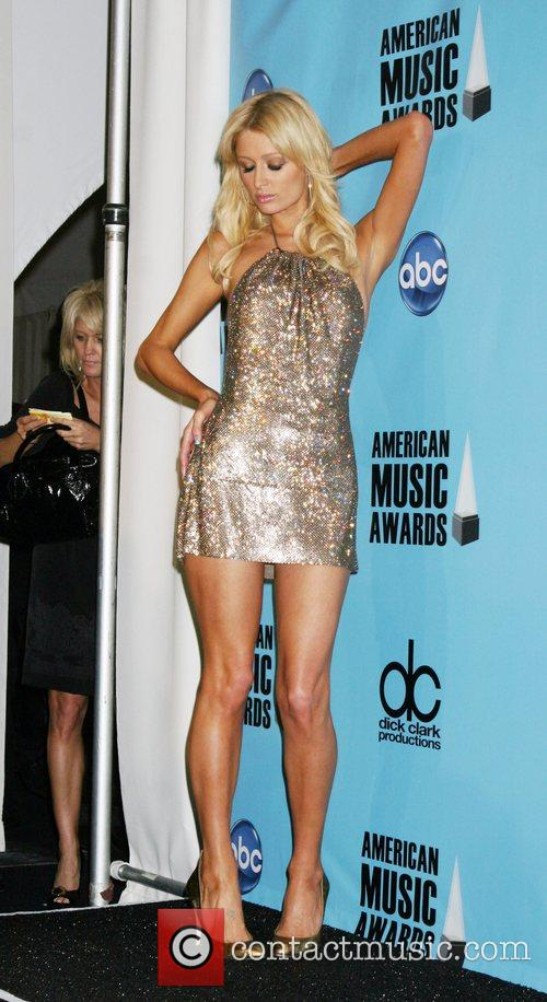 American Music Awards 2008 held at the Nokia...