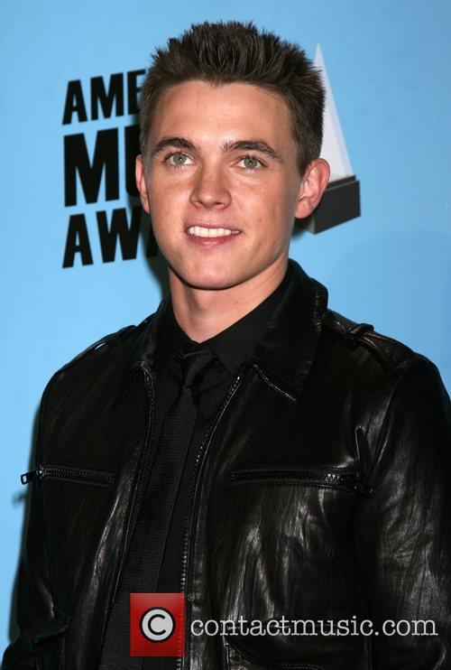 Jesse McCarthy American Music Awards 2008 held at...