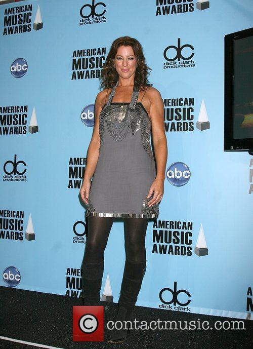 Sarah McLachlan American Music Awards 2008 held at...