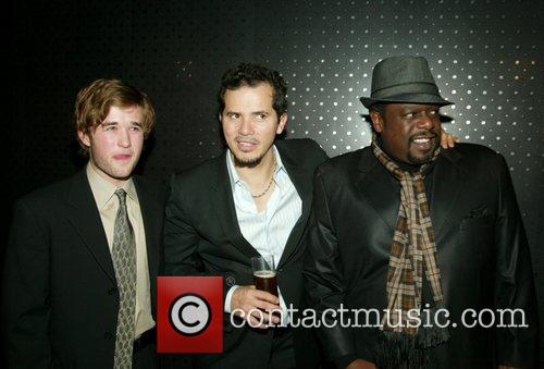 Haley Joel Osment and John Leguizamo 8