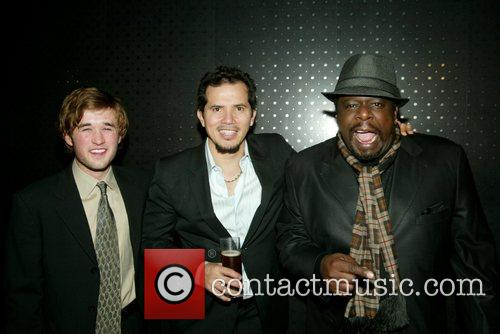 Haley Joel Osment and John Leguizamo 6