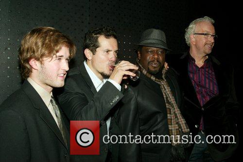 Haley Joel Osment and John Leguizamo 3