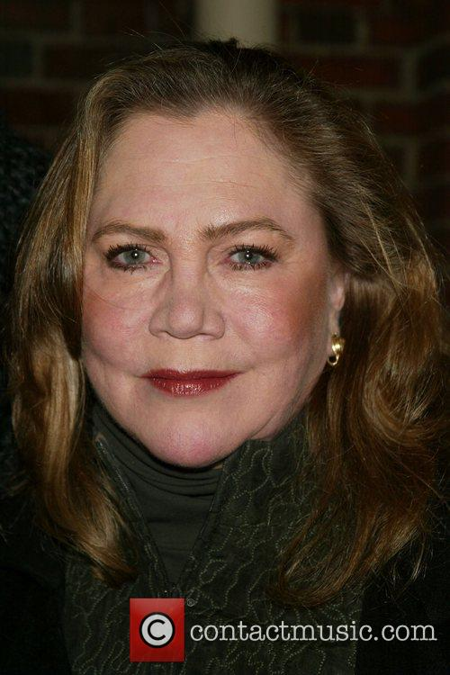 Kathleen Turner Opening Night of the Broadway play...