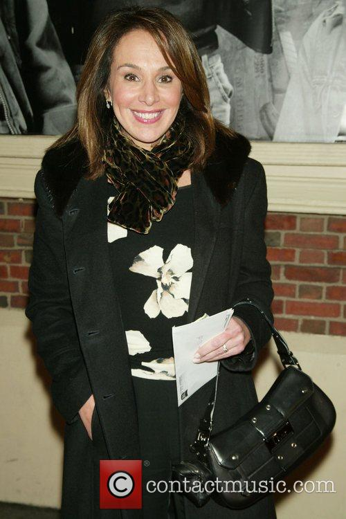 Rosanna Scotto Opening Night of the Broadway play...
