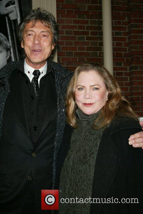Opening Night of the Broadway play American Buffalo...