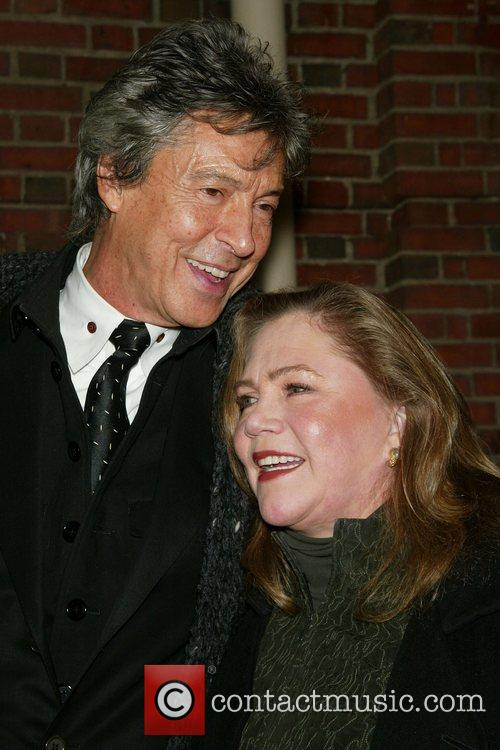 Tommy Tune, Kathleen Turner Opening Night of the...