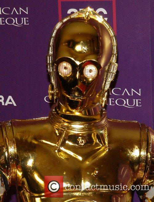 C-3PO 23rd Annual American Cinematheque Honors Samuel L....