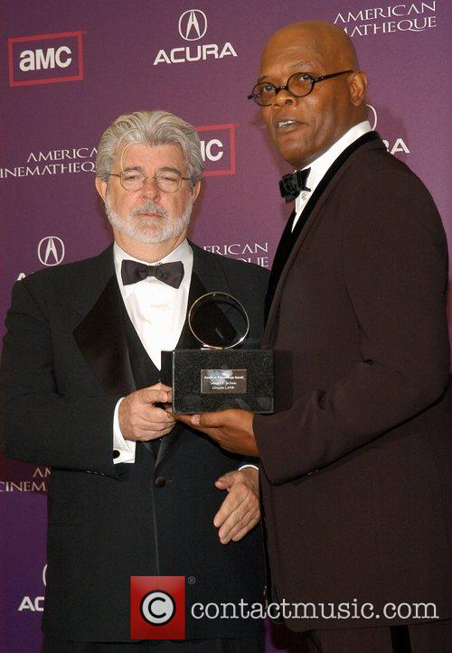 George Lucas and Samuel L. Jackson 23rd Annual...