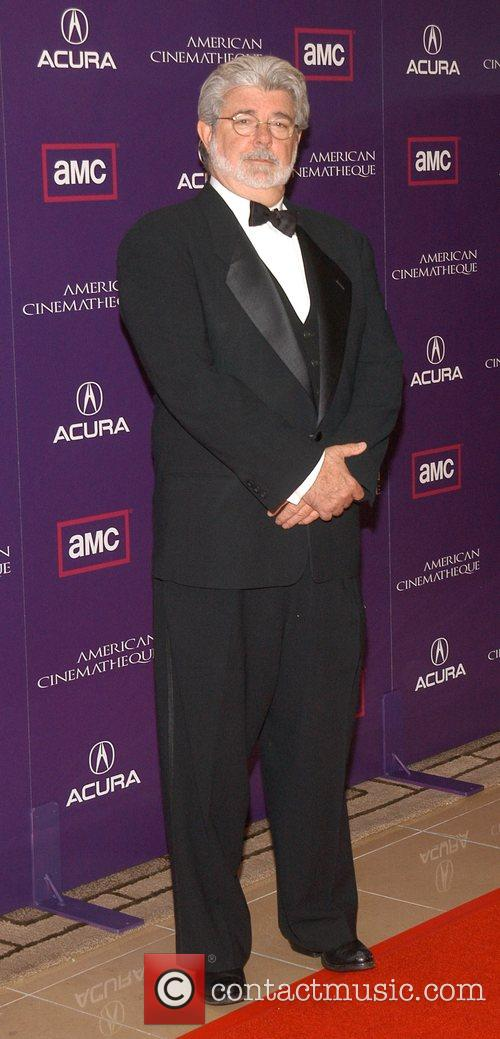 George Lucas 23rd Annual American Cinematheque Honors Samuel...