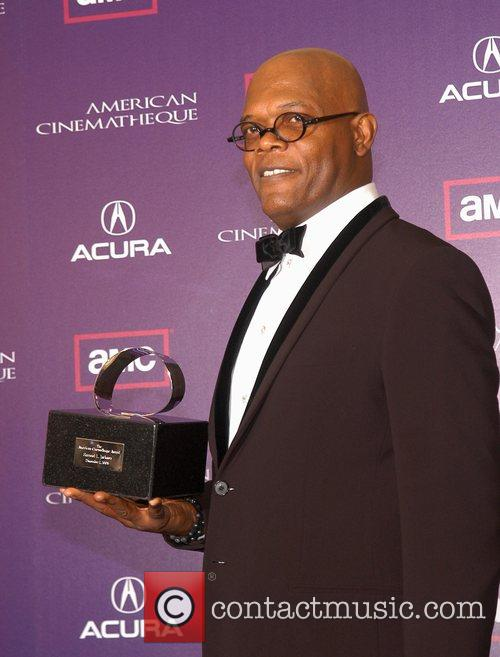 Samuel L. Jackson 23rd Annual American Cinematheque Honors...