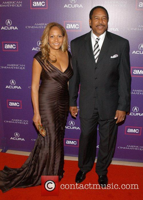 Tonya Winfield and David Winfield 23rd Annual American...