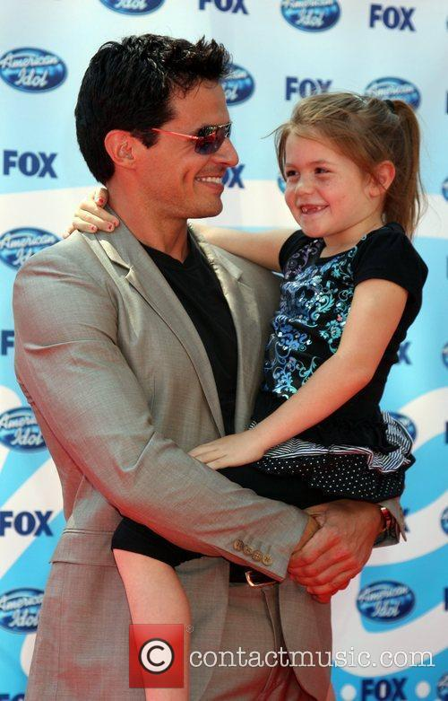 Antonio Sabato Jr and American Idol 2