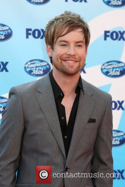 David Cook and American Idol 2