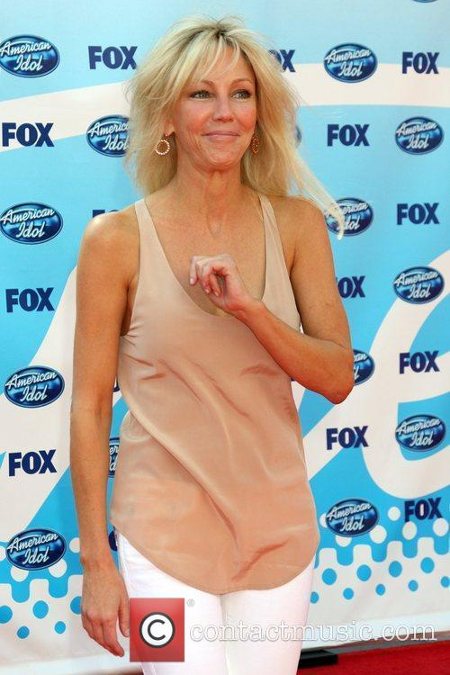 Heather Locklear and American Idol 2