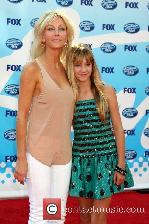 Heather Locklear and American Idol 3