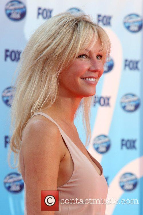 Heather Locklear and American Idol 4