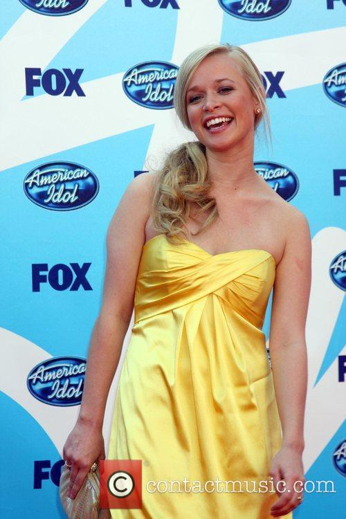 Katy Allen and American Idol 1