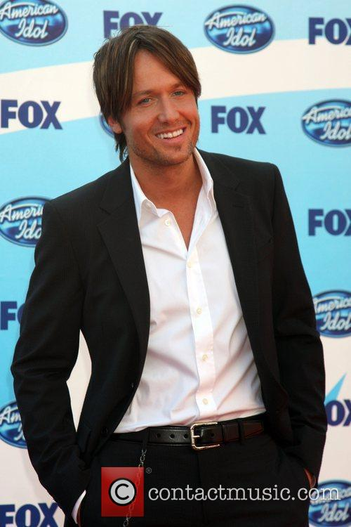 Keith Urban and American Idol 1