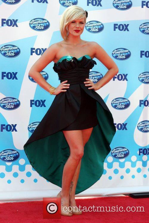 Kimberly Caudwell and American Idol 1