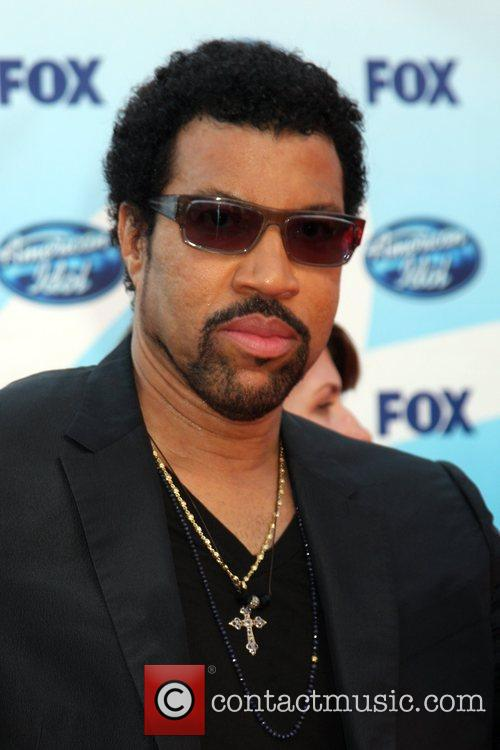 Lionel Richie and American Idol 2