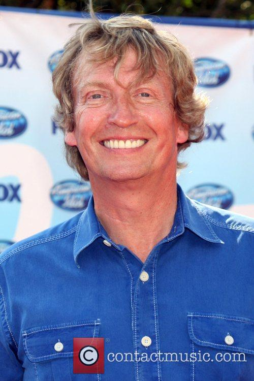 Nigel Lythgoe and American Idol 3